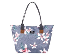 Good Things Bag charcoal heather flower f