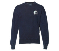 Circle Surfer Dm Sweater ink blue
