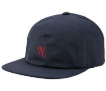 Yorker Snapback Cap navy