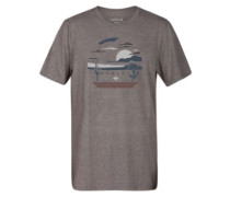 Desert Trip T-Shirt dark grey heather