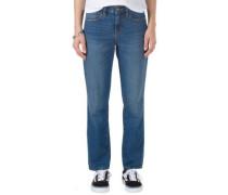 Straight Leg Jeans vintage indigo