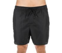 Run This Shorts black