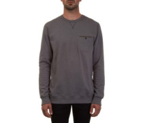 Jasp Crew Sweater pewter