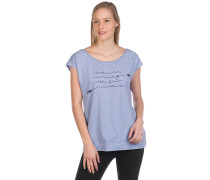 Copacabana T-Shirt light blue mel