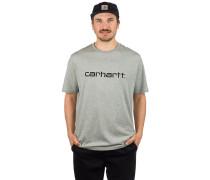 Script T-Shirt black