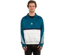 Drill Pullover Sweater white