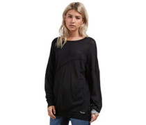Simply Stone T-Shirt LS black