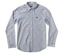 That'Ll Do Oxford Shirt LS distant blue