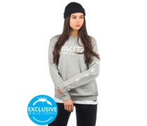 Mica Crew Sweater grey