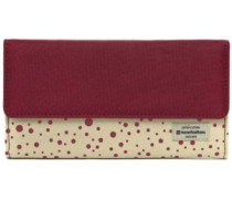Courtney Wallet ruby