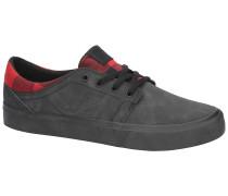 Trase Wnt Sneakers black buffalo plaid
