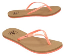 Bliss Sandals Women neon coral