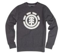 Tri Dot Crew Sweater charcoal heathe