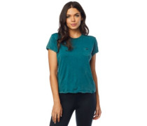 Washed Out Pocket Crew T-Shirt jade