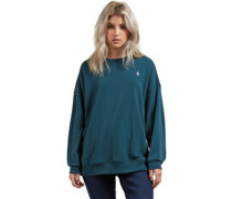 Darting Traffic Sweater evergreen