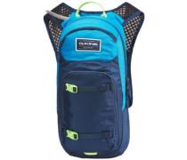 Session 8L Backpack blue rock