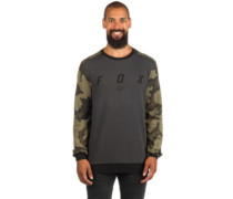 District Crew Sweater black vintage
