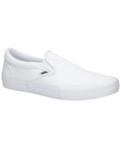 Slip-On Pro Skate Shoes white