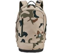 Tr Backpack khaki camo