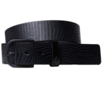 Empty Pu Belt black