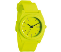 The Time Teller P neon yellow