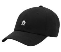 Small Icon Curved Cap white