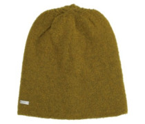 The Asher Beanie gold