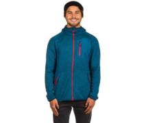 Piste Fleece Sweater lyons blue