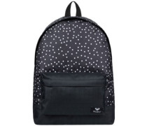 Sugar Baby Mix Backpack true black dots for days
