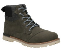 Ashland Shoes tamrac olive nubuk