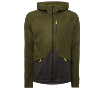 Athmos Zip Hoodie forest night