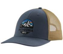 Fitz Roy Scope Lopro Trucker Cap dolomite blue