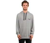 Estevan Pullover Hoodie gray heather