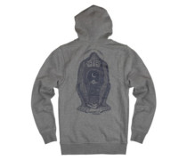 Shelter Hoodie grey heather