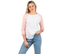 Edge Long Sleeve T-Shirt peach