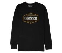 Pacific T-Shirt LS black