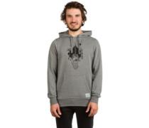Manual Hoodie grey heather