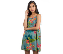 Night Twist Dress jungle