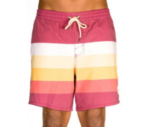 Horizon Boardshorts red aop
