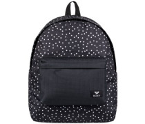 Be Young Mix Backpack true black dots for days