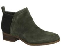 Deia Bootie Shoes Women forest suede