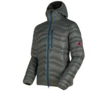 Broad Peak In Hooded Fleece Jacket ultramarine