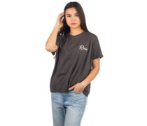 Tropicale T-Shirt pirate black