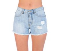 Salt Wash Denim Shorts blue
