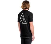 Triple Triangle T-Shirt black