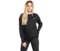 Lorraine Crew Sweater black
