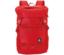 Small Landlock II Backpack all red