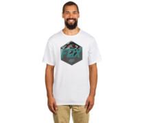 Kaster Tech T-Shirt optic white