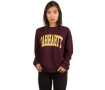Division Sweater damson