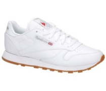 Classic Leather Sneakers IntWhite Women gum